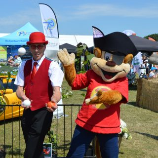 Richardson's Head to the Royal Norfolk Show with Hemsby Beach Holiday Park!