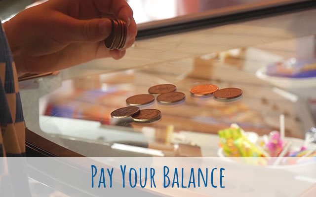 Pay Your Balance
