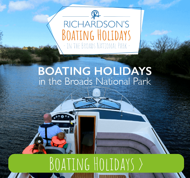 Richardson's Boating Holidays - Boat Hire in the Broads National Park