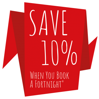 Book a Fortnight at Hemsby Beach Holiday Park and Save 10%!