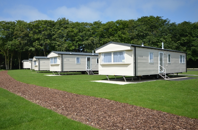 Richardson S Holiday Parks Silver Plus 2 Caravan
