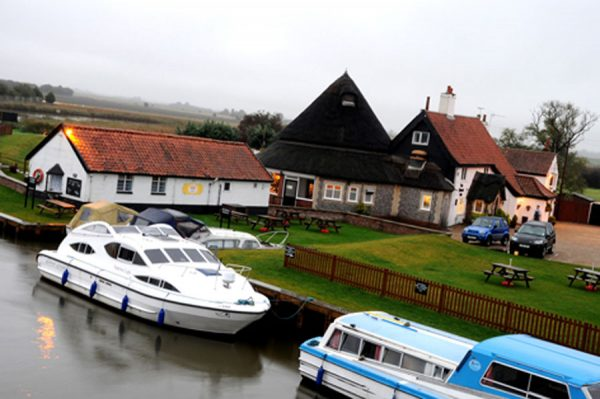 Where to Eat in the Broads National Park