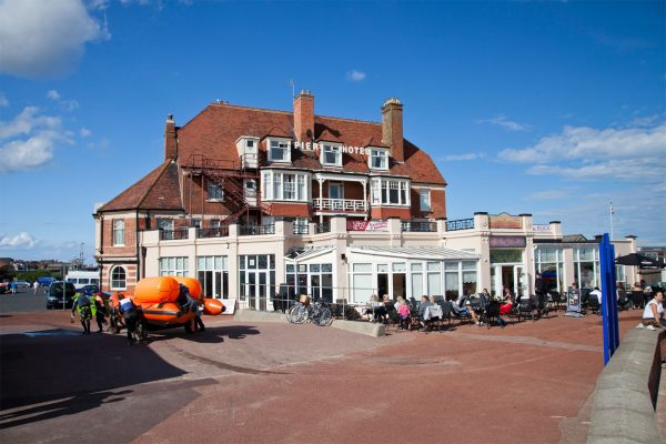 Pub on the Pier is a Family Friendly Pub near Great Yarmouth