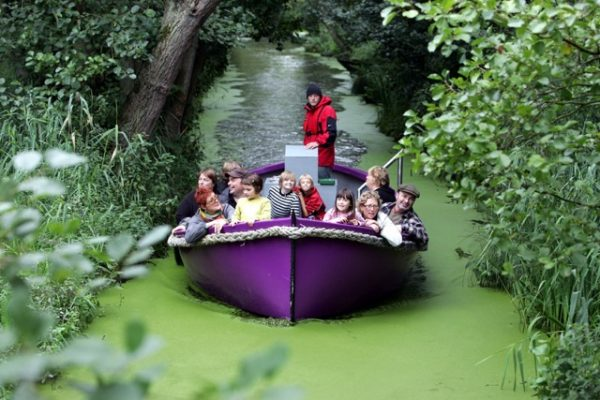 BeWILDerwood is great for Mother's Day in Great Yarmouth