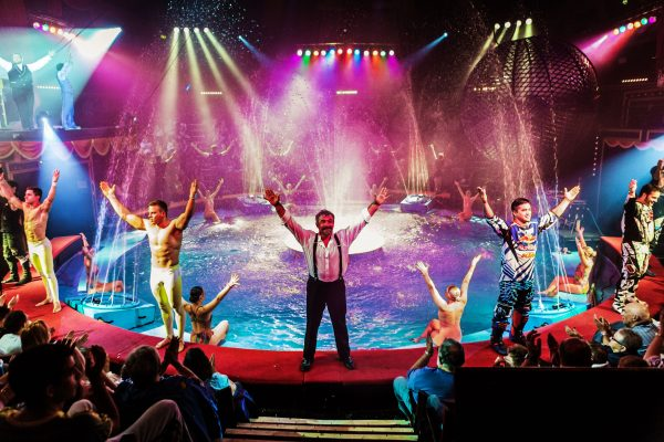 The Hippodrome Circus is one to consider when planning family days out in Great Yarmouth.