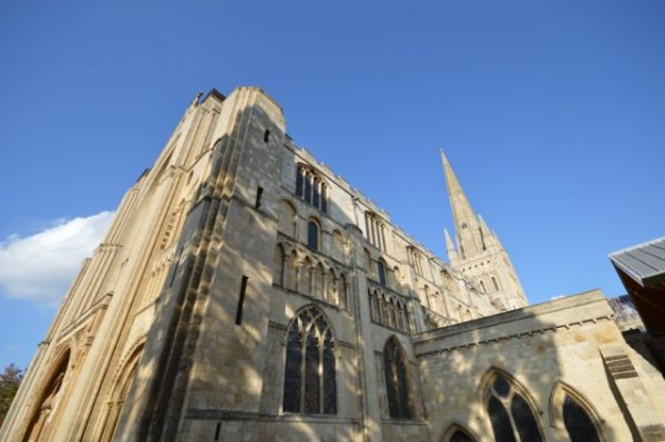 Enjoy family days out in Norwich at the educational and historic Norwich Cathedral.