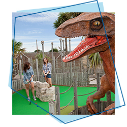 Take the Kids to Adventure Golf in Norfolk