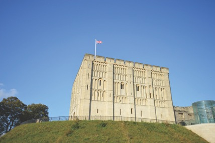 Looking for some fun days out with the grandchildren in Norfolk? Norwich Castle Museum and Gallery is a great option.