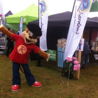 Richardson's Report Successful Royal Norfolk Show for 2017 with Hemsby Beach Holiday Park!