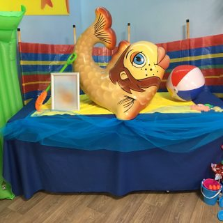 Find Freddie the Fish & Friends at Richardson's Family Entertainment Centre!