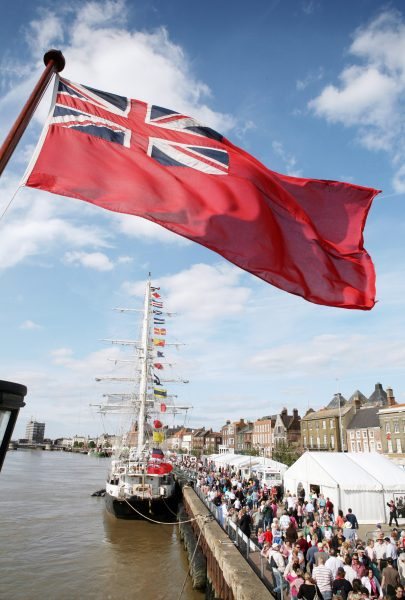 The Great Yarmouth Maritime Festival takes place again this September 2017!
