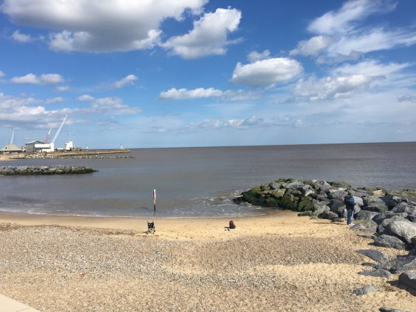 Family Friendly Beaches in Suffolk