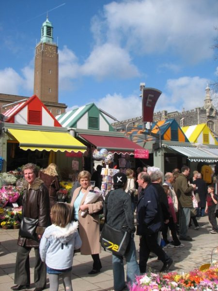 this historic city has plenty of places to eat out with the kids in Norwich!