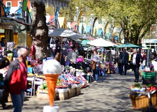 When searching for the best markets in Norfolk and Suffolk, try Norwich – one of the largest and oldest in the country!