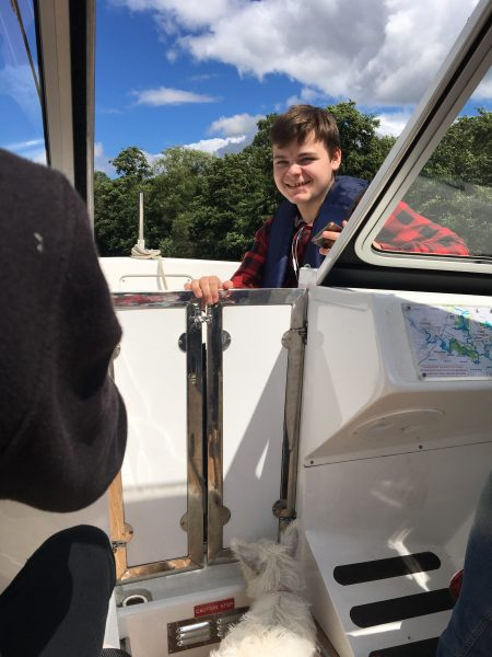 Richardson's Day Boat Hire in Wroxham is a great option when searching for value for money family days out in Norfolk!