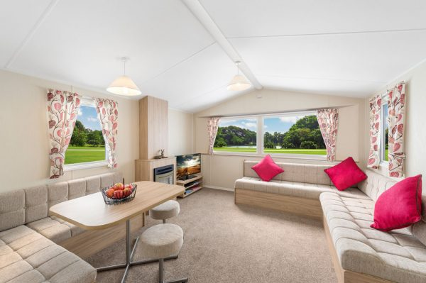 Are you wondering: what is a static caravan holiday? We have some fantastic static caravan accommodation at Hemsby Beach Holiday Park!