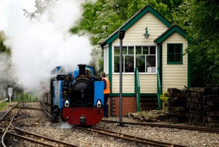 Alt: Take a trip on the Bure Valley Railway this October half term!