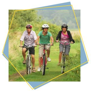 Go Cycling with the Kids in Norfolk