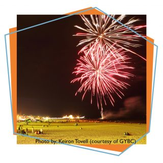Don't Miss Hemsby's FREE Fireworks This Summer!