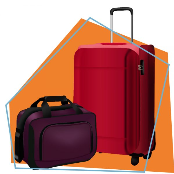You can pack as much as you want on domestic holidays in the UK!