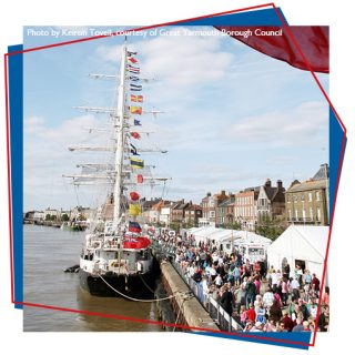 Great Yarmouth Maritime Festival Set to Make Waves This September!