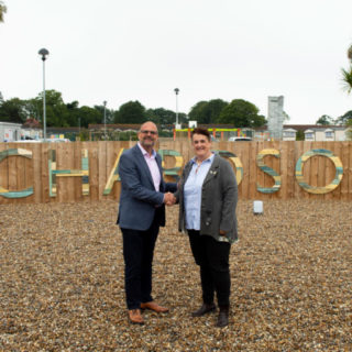 Richardsons and Break announce corporate partnership for the next 5 years